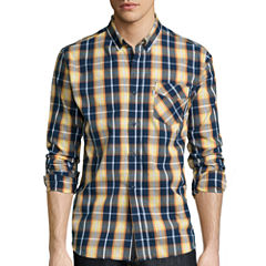 Levi's® Teddy Long-Sleeve Woven Shirt
