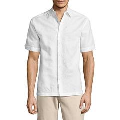 Havanera Button-Front Shirt