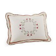 Peking Handicraft Angela Standard Pillow Sham