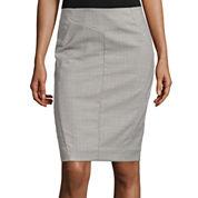 Worthington® Seamed Pencil Skirt - Misses and Petite