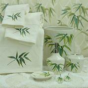 Bacova Zen Bamboo Bath Collection