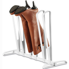 Whitmor White 3-pr. Boot Rack