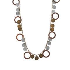 Decree Beaded Necklace