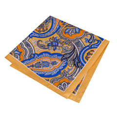 Stafford Paisley Pocket Square