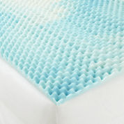 Home Expressions™ Cooling Gel Twin XL Mattress Topper