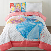 Disney Princess Adventure Twin/Full Comforter