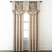 Royal Velvet® Giovanna Rod-Pocket/Back-Tab Window Treatments