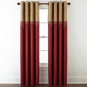 Royal Velvet® Captiva Grommet-Top Curtain Panel