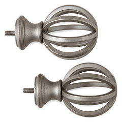 JCPenney Home™ Mix & Match Set of 2 Cage Finials