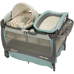 Graco® Pack 'n Play® Playard with Cuddle Cove™ Rocking Seat - Winslet