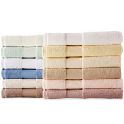 jcp EVERYDAY™ Brook MicroCotton® Bath Towels