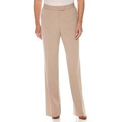 Sag Harbor® Straight-Leg Pants