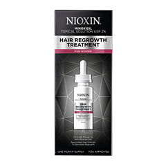 Nioxin® Hair Regrowth Treatment for Women, 30-Day Supply - 2 oz.