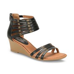 Eurosoft Margo Womens Wedge Sandals