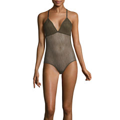 Xoxo Knit Bodysuit-Juniors