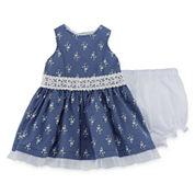 Marmellata Sleeveless A-Line Dress - Baby Girls