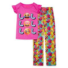 Bunz Kidz 2-pc. Pant Pajama Set Girls