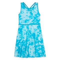 City Streets Sleeveless Skater Dress - Girls' 4-16 and Plus