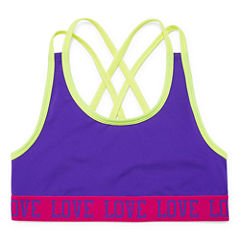 Xersion Performance Strappy Sports Bra - Girls' 7-16 and Plus
