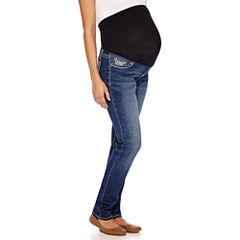 Zco Jeans Skinny Fit Jean-Plus Maternity
