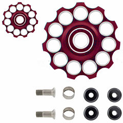 Microshift Bike Alloy CNC-Machined Derailleur