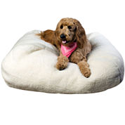 Sherpa Puff Ball® Pet Bed