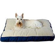 Carolina Pet Co. Four Season Jamison with Cashmere Berber-Top Pet Bed