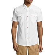 Levi's® Magnus Short Sleeve Button Up Shirt