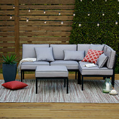 Outdoor Oasis™ Palm Beach 4pc Sectional