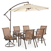 Outdoor Oasis™  Newberry 7pc Dining Set