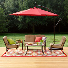 Outdoor Oasis™  Stratton 4pc Conversation Set