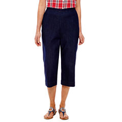 Alfred Dunner Lady Liberty Capris