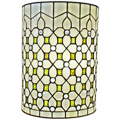 Amora Lighting AM014WL10 Tiffany Style Wall SconceLamp 10 In Wide