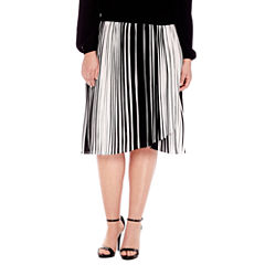 Worthington® Pleated Skirt - Plus
