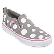 Vans® Asher Dots Girls Skate Shoes - Little Kids/Big Kids