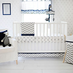 My Baby Sam Out Of The Blue 3-pc. Baby Bedding