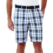 Haggar Adjustable Waist Shorts for Men - JCPenney