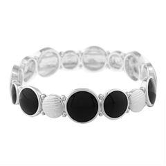 Gloria Vanderbilt Womens Stretch Bracelet