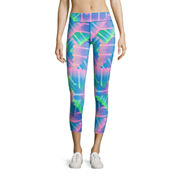 Flirtitude Performance Crop Pants- Juniors