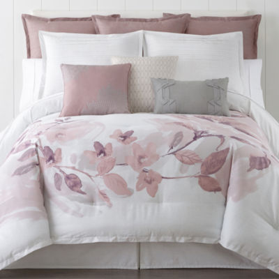 floral comforter set