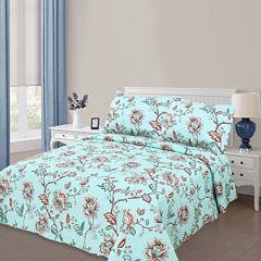 Journee Home 3 pc Printed Quilt Set