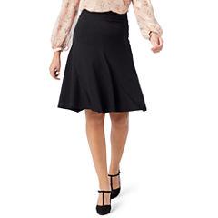 Worthington Full Skirt-Petites