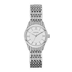 Womens Mesh-Look Bracelet Watch