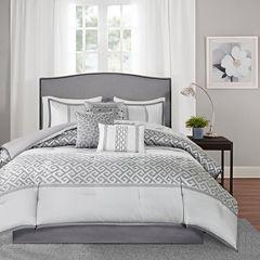 Madison Park Christian 7-pc. Comforter Set