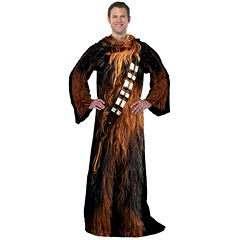 Star Wars Chewbacca Adult Comfy Throw
