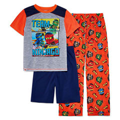 3-pc. Lego Kids Pajama Set Boys