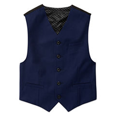 Van Heusen Boys Suit Vests-Big Kid