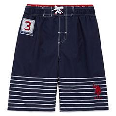 U.S. Polo Assn. Boys Trunks-Big Kid