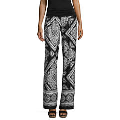 Alyx Floral Palazzo Pants