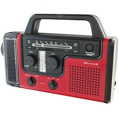 WeatherX AM/FM/Weatherband Radio